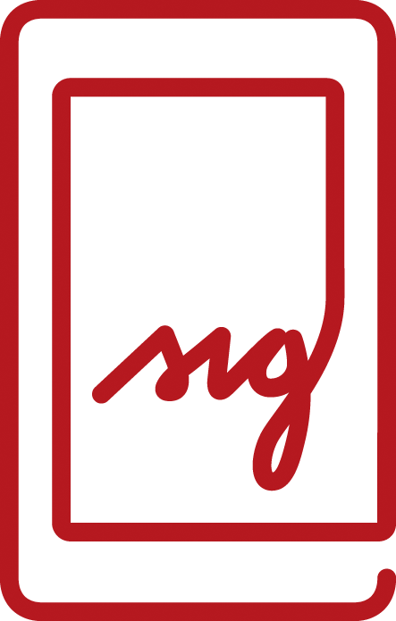 Logo Mobile Phone Signature